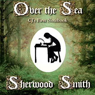 Over the Sea     CJ's First Notebook              By:                                                                                                                                 Sherwood Smith                               Narrated by:                                                                                                                                 Emma Galvin                      Length: 8 hrs and 30 mins     1 rating     Overall 2.0