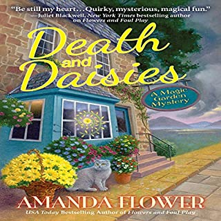 Death and Daisies audiobook cover art