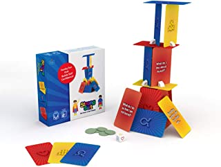 StrongSuit - The Tower of Self Esteem, Family Therapy Card Game for Kids, Teens, Boost Self Confidence and Social Skills w...