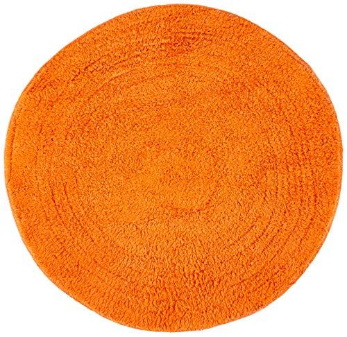 MSV Tapis de Bain, Orange, Unique