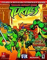 Teenage Mutant Ninja Turtles - Prima's Official Strategy Guide de Prima Temp Authors