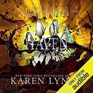 Haven cover art