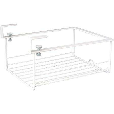 平安伸銅工業 SPLUCE 吊戸棚 ラック ホワイト 耐荷重:1kg SPH-3