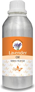 Crysalis Lavender Essential Oil For Skin Care And Aromatherapy 500ML