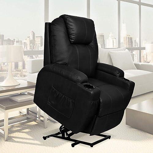 Incredible Lift Chair Recliners For Elderly Amazon Com Inzonedesignstudio Interior Chair Design Inzonedesignstudiocom