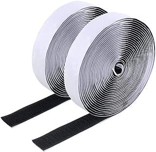 Magnastico Magnetband Selbstklebend 20 mm x 2,0 mm Magnetisch Braun 1 Meter Lang Magnetstreifen Fliegengitter Band F/ür Haushalt,Werkstatt Magnetklebeband