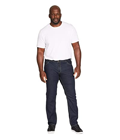 Johnny Bigg Big Tall Easton Raw Slim Jeans (Ink) Men