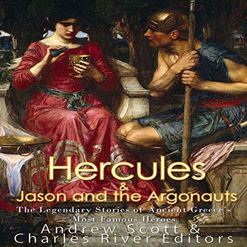 『Hercules & Jason and the Argonauts』のカバーアート