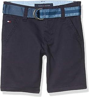 Boys' Chester Flat Front Short