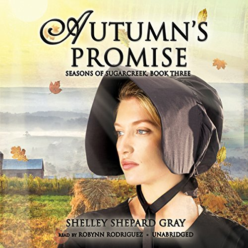 Autumn's Promise     Seasons of Sugarcreek, Book Three              By:                                                                                                                                 Shelley Shepard Gray                               Narrated by:                                                                                                                                 Robynn Rodriguez                      Length: 8 hrs and 20 mins     35 ratings     Overall 4.6