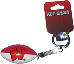 Rico Wisconsin Badgers Football Style Key Chain