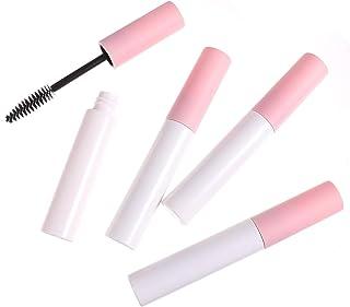 Beaupretty 10 tubos de rímel vazios recarregáveis, tubos de rímel com varinha de cílios, frascos de creme para cílios para...