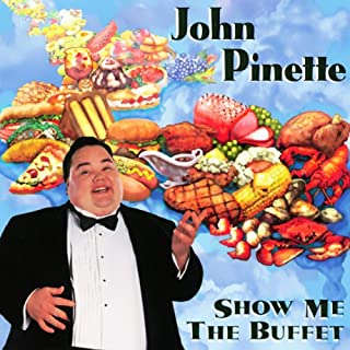 Show Me the Buffet audiobook cover art