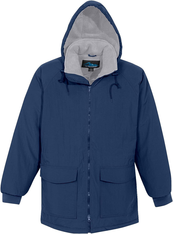 Tri-Mountain Mens 9900 Woodsman Hooded Jacket