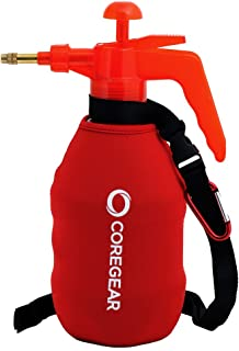 (Ultra Cool XL USA Misters 1.5 Liter Personal Pump Water Mister & Sprayer with Full Neoprene Jacket