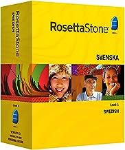 Rosetta Stone Swedish Level 1 with Audio Companion