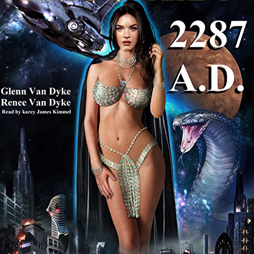 2287 A.D. After Destruction audiobook cover art