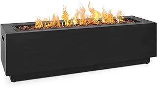 Real Flame CT0003LP-SW4 CT0003LP Lanesboro Fire Pit, Grey