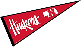 College Flags and Banners Co. Nebraska Cornhuskers New Logo 12