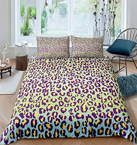 NKJSANFOI 3D Bedding Set Duvet Cover Cartoon Lion Sheep Bedding Comforter Cover Set Lovely Animals Pattern Quilt Cover
