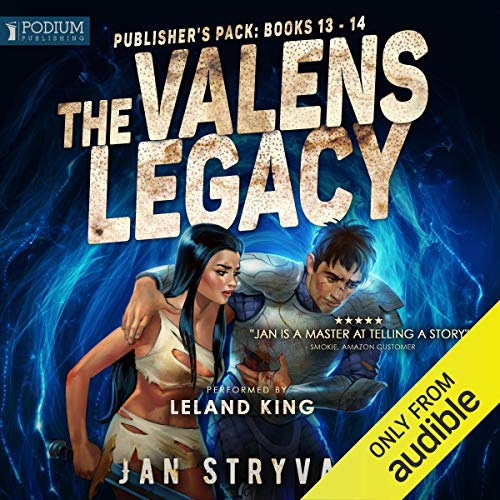 Page de couverture de The Valens Legacy