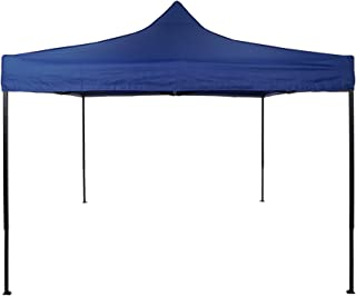 American Phoenix Canopy Tent 10x10 Outdoor Pop Up Easy Portable Instant Wedding Party Tent Event Commercial Fair Car Shelter Canopy (Blue, 10x10)