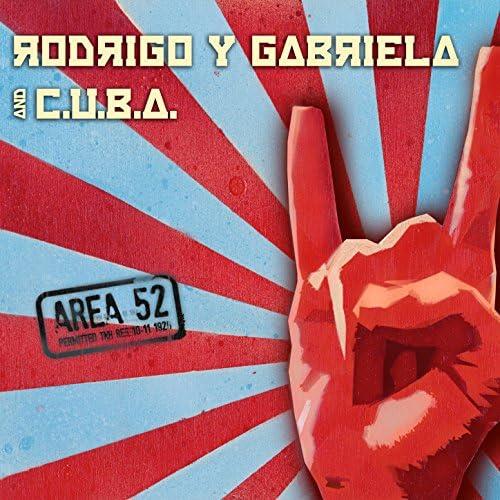 Rodrigo Y Gabriela feat. C.U.B.A.