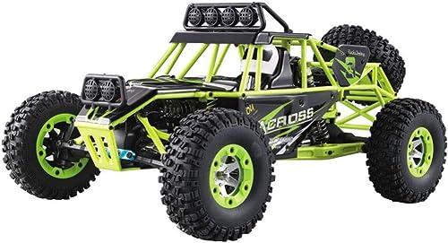 ventas en linea FTOPS 4WD RC Car Toys, Monster Monster Monster Truck De Control Remoto con 2.4Ghz Radio Control Vehículo Off Road Coche De Control Remoto para Niños Y Adultos 1 12 Escala  100% garantía genuina de contador