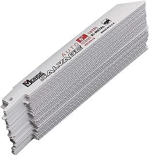 "10 Pack 6/"" x .035/"" 14 TPI Morse Master Cobalt Bi-Metal Reciprocating Saw Blade"