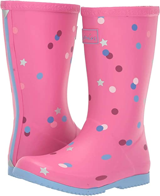 Pink Star Confetti