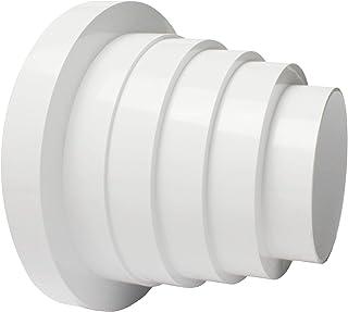 Rundrohrsystem Reduzierstück Rohrverbinder Verbinder Mehrstufig Multireduzierer - MKK