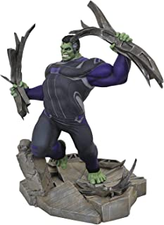 DIAMOND SELECT TOYS Marvel Gallery: Avengers Endgame Tracksuit Hulk PVC Figure