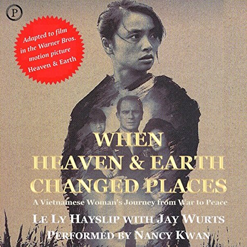 When Heaven and Earth Changed Places audiobook cover art