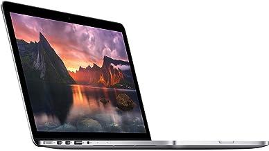 "Apple MacBook Pro 13.3"" (i5-4278u 2.6ghz 8gb 256gb SSD) QWERTY U.S Teclado MGX72LL/A Mitad 2014 Plata (Reacondicionado)"