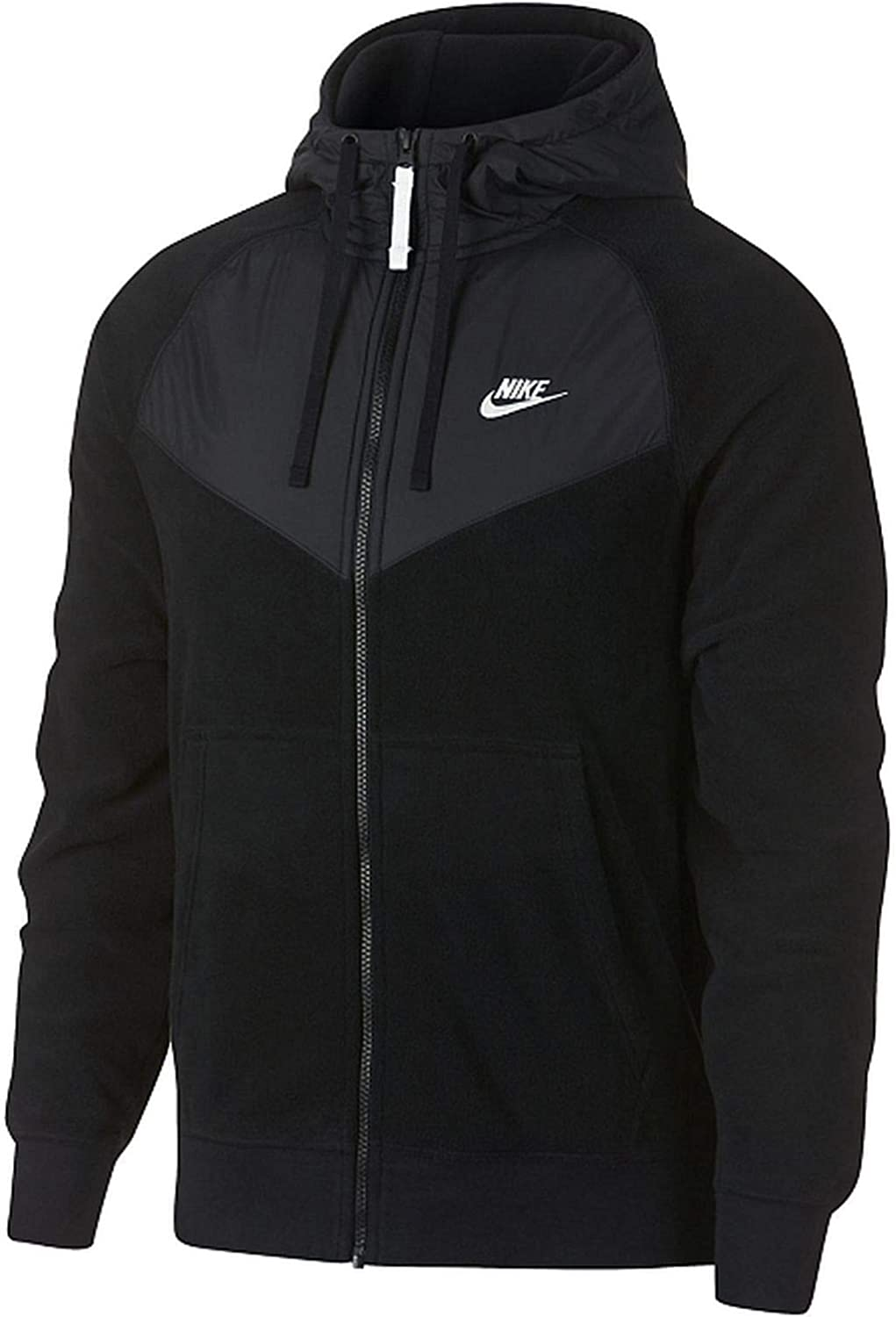 magia Simular Pagar tributo  Nike Men's Polar Fleece Sportwear Casual Hoodie at Amazon Men's Clothing  store