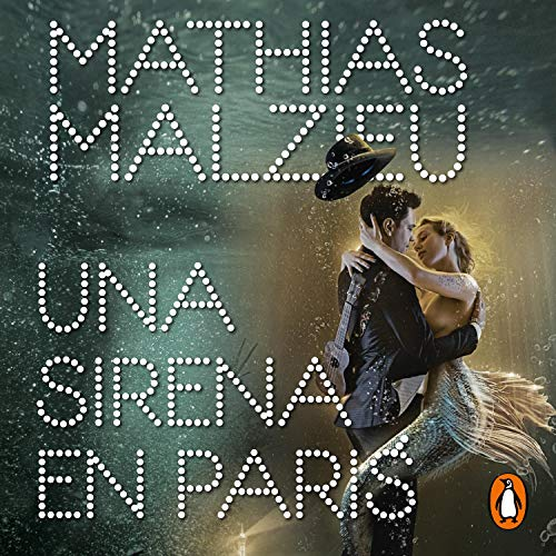 Una sirena en París [A Mermaid in Paris] cover art