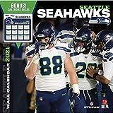 Turner Licensing, 2021 NFL Seattle Seahawks Bonus Wall Calendar