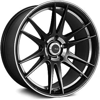 Advanti Racing OP Optimo Matte Black 17x7.5 5x112 45mm (OP7S512455)
