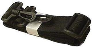"""JanetBasket Shoulder Strap for Eco Bag, 53"""" Black"""