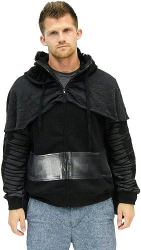 Star Wars Kylo Ren Zip Up Adult Costume sweat à capuche  X-grand
