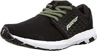 Furo by Red Chief Black Men's Running Shoe (R1024 864)
