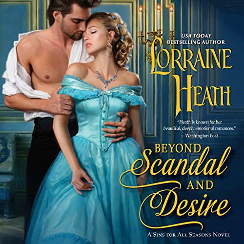 Beyond Scandal and Desire cover art