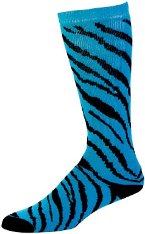 Pizzazz Performance Wear 8090AP Animal Print Knee HIGH Sock