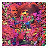 Music Baker Eric Clapton Retro Pop Vintage Ginger Gears