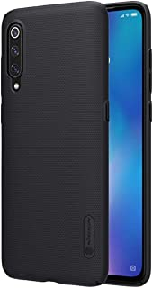 Xiaomi Mi 9 Nillkin Super Frosted Shield Hard Case anti-Fingersprint, With Protective Case For Mi 9 Cover Black