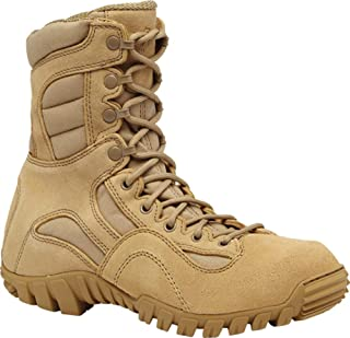 TACTICAL RESEARCH TR Men's Khyber II TR350 Hot Weather Lightweight Mountain Hybrid Boot