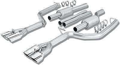 Borla 140306 Cat-Back Exhaust System - CHALLENGER R/T 08-09 5.7L V8 AT/MT RWD 2DR