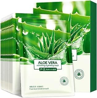 Best aloe vera face mask for dry skin Reviews