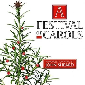 A festival of carols (Arranged for Piano)
