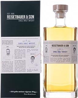 Reisetbauer & Son 7 Years Old Single Malt Whisky 43% Volume 0,7l in Geschenkbox Whisky